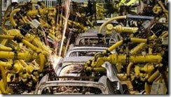 Overautomation in Automobile Factory