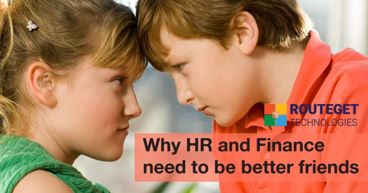 HR and finance need to be better friends