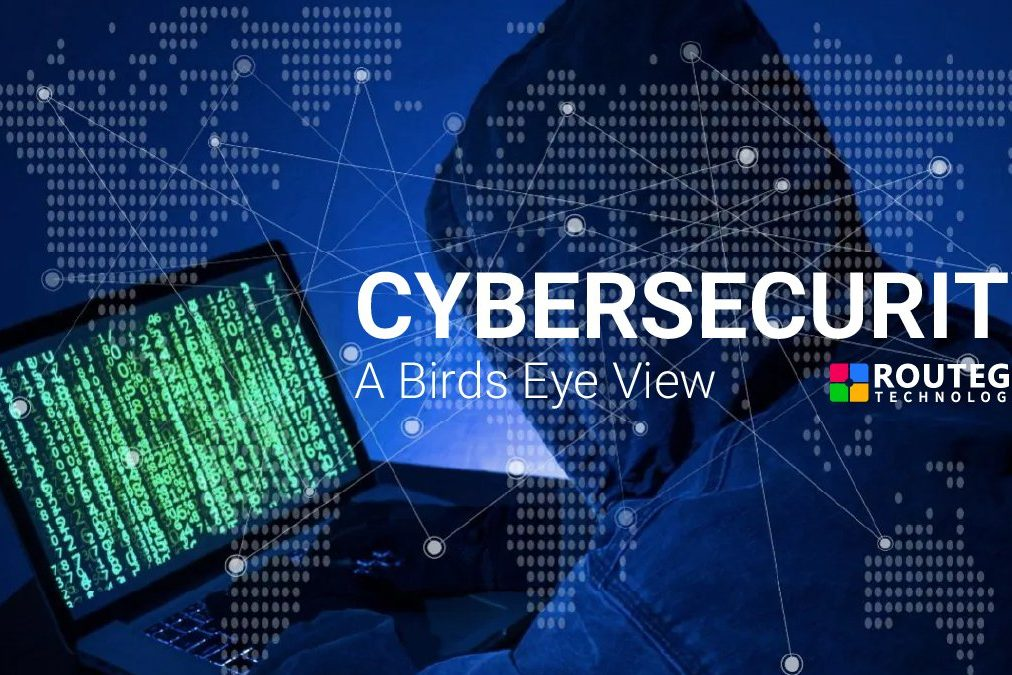 Cybersecurity - A Birdseye view
