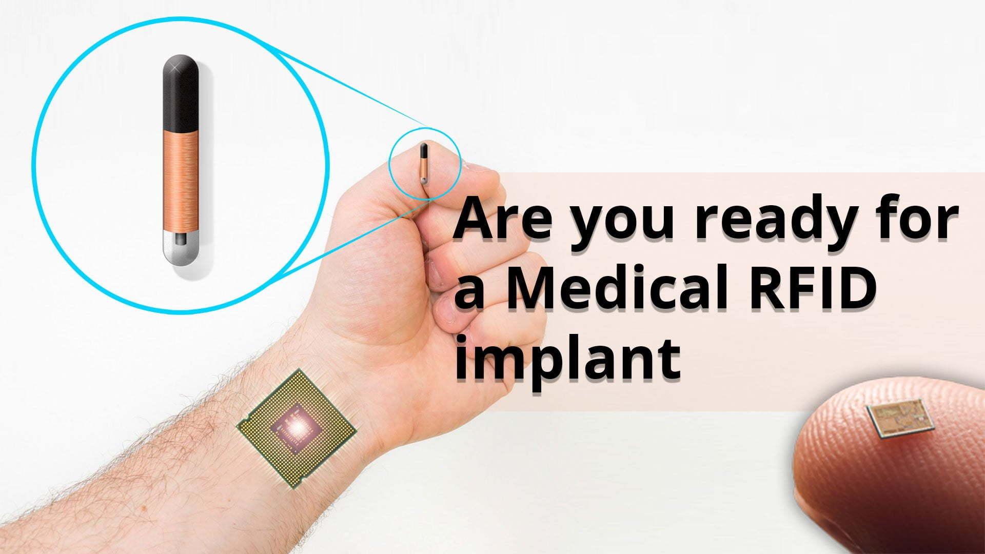 Human Microchip Implant - Medical RFID
