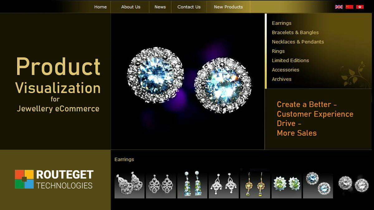 Product Visualization for Jewellery eCommerce