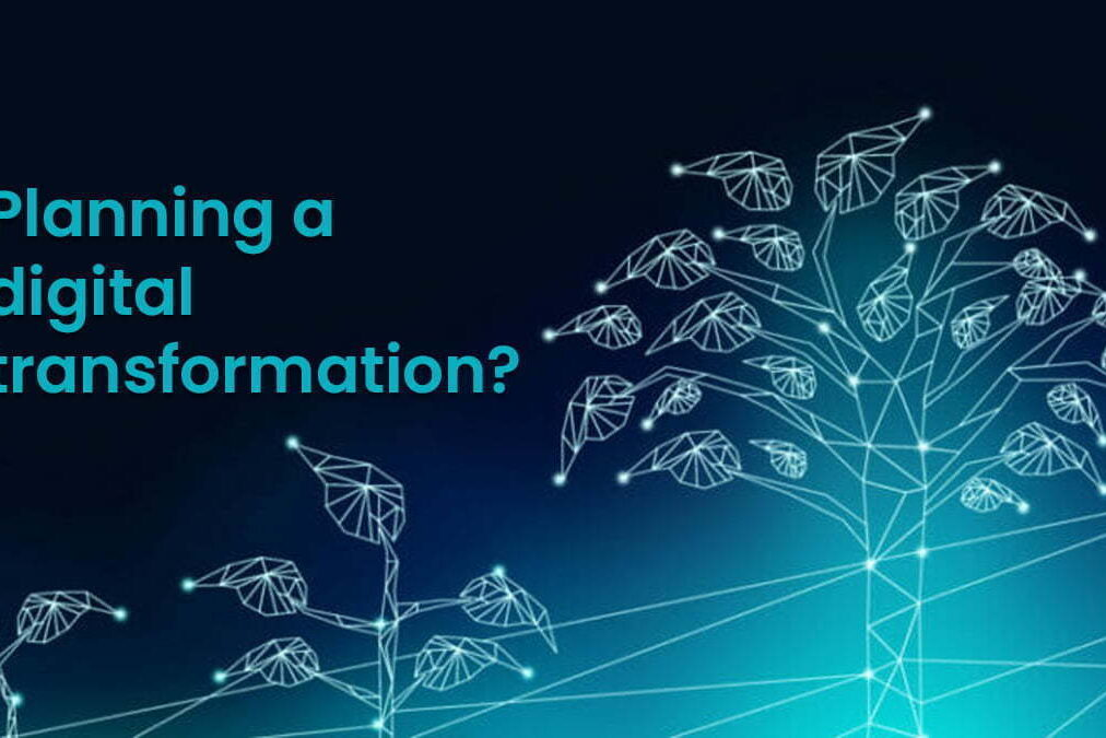 Planning a digital transformation?